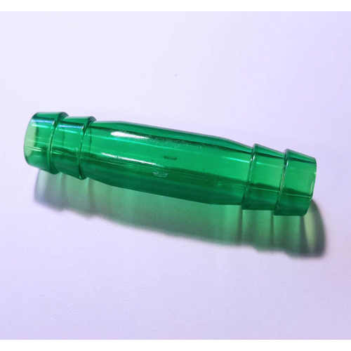 Przelotka na wąż 12/16mm (zielona) - 1 sztuka