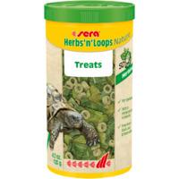 Przysmak Sera Herbs'n'Loops [1000ml] - dla gadów