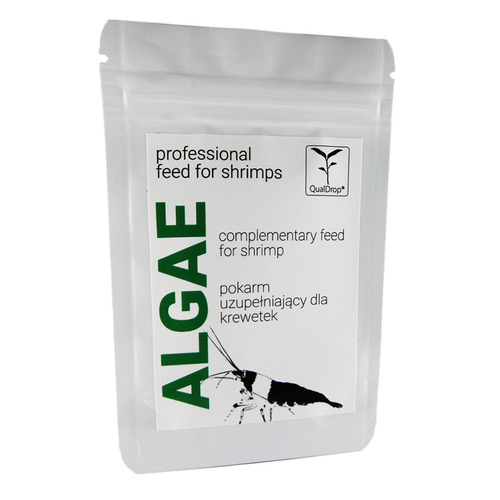 QualDrop ALGAE [30g] - pokarm dla krewetek