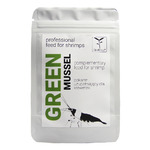 QualDrop Green Mussel [10g] - pokarm dla krewetek (małże)