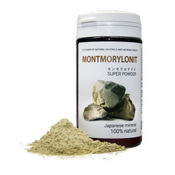 QualDrop Montmorylonit SUPER POWDER [60g]