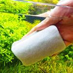 RA Green Sponge - czyścik do szyb akwarium
