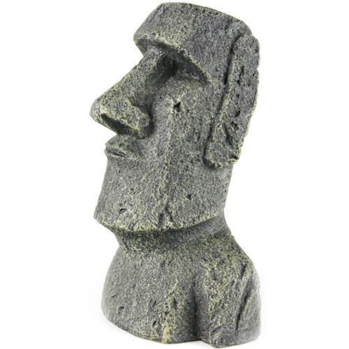 RANO - Posąg z Wyspy Wielkanocnej 11,2x8,6x17cm