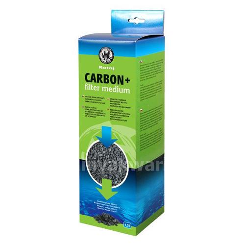 Rataj CARBON filter medium  [1l] - wkład filtracyjny węgiel aktywny