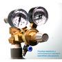 Reduktor CO2 z dwoma zegarami