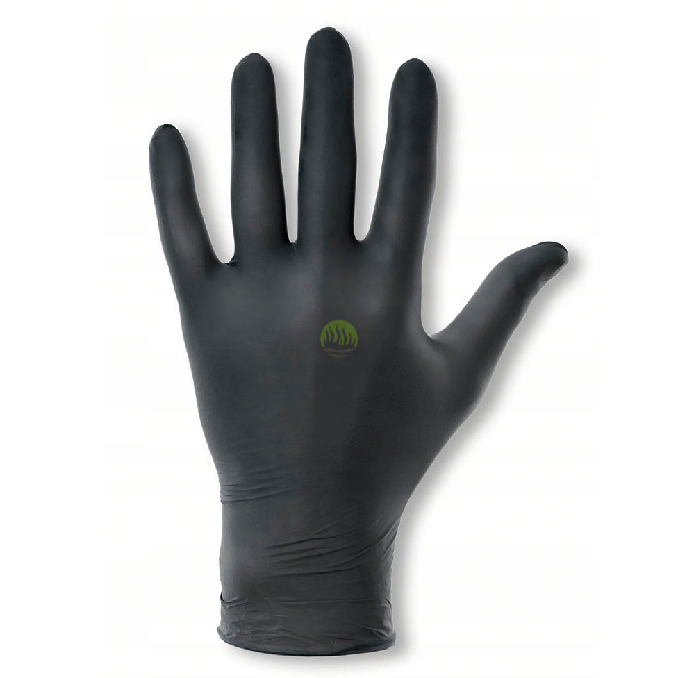 Rękawiczki aquadesignera RA Gloves [2szt] - czarne,  rozmiar XL