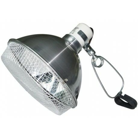 Repti-Zoo RL02 kompletna lampa na żarówkę 150W