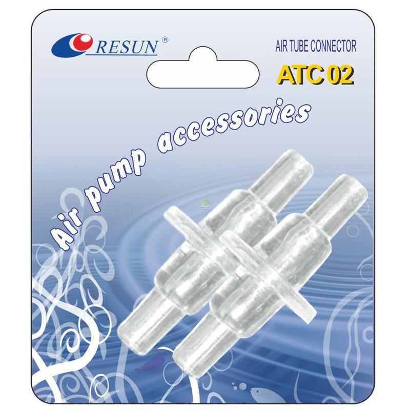 Resun ATC02 - przelotka na wężyk 6mm [2szt.]