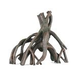 ROOT MANGROVE -M - Korzeń mangrowca CIEMNY 37x21,5x33,5cm