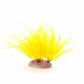 Roślina sztuczna Yusee - długolistna żółta (12-15cm)