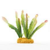 Roślina sztuczna Yusee - kaktus wysoki (12x10x18cm)