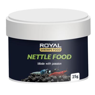 Royal Shrimps Food - Nettle Food [25g]