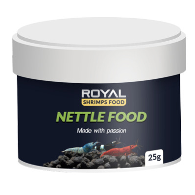 Royal Shrimps Food - Nettle Food [25g]
