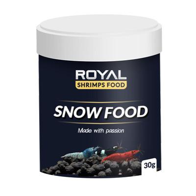 Royal Shrimps Food - Snow Food [30g]