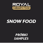 Royal Shrimps Food - Snow Food [5g]