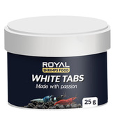 Royal Shrimps Food - White Tabs [25g]