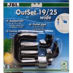 Rurka wylotowa JBL OutSet wide 19/25mm e1901