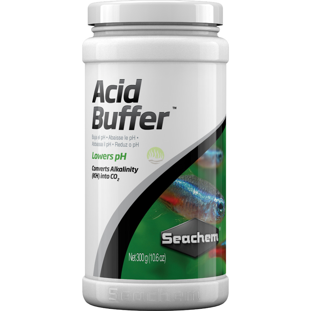 Seachem Acid Buffer [300g] - obniża pH