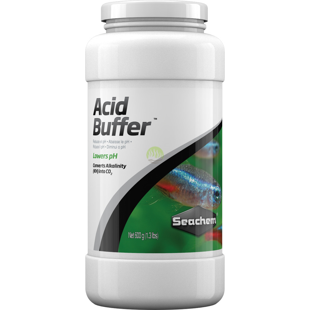Seachem Acid Buffer [600g] - obniża pH