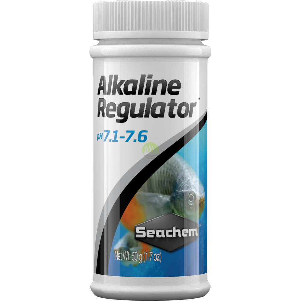 Seachem Alkaline Regulator [50g] - pH 7.1 - 7.6