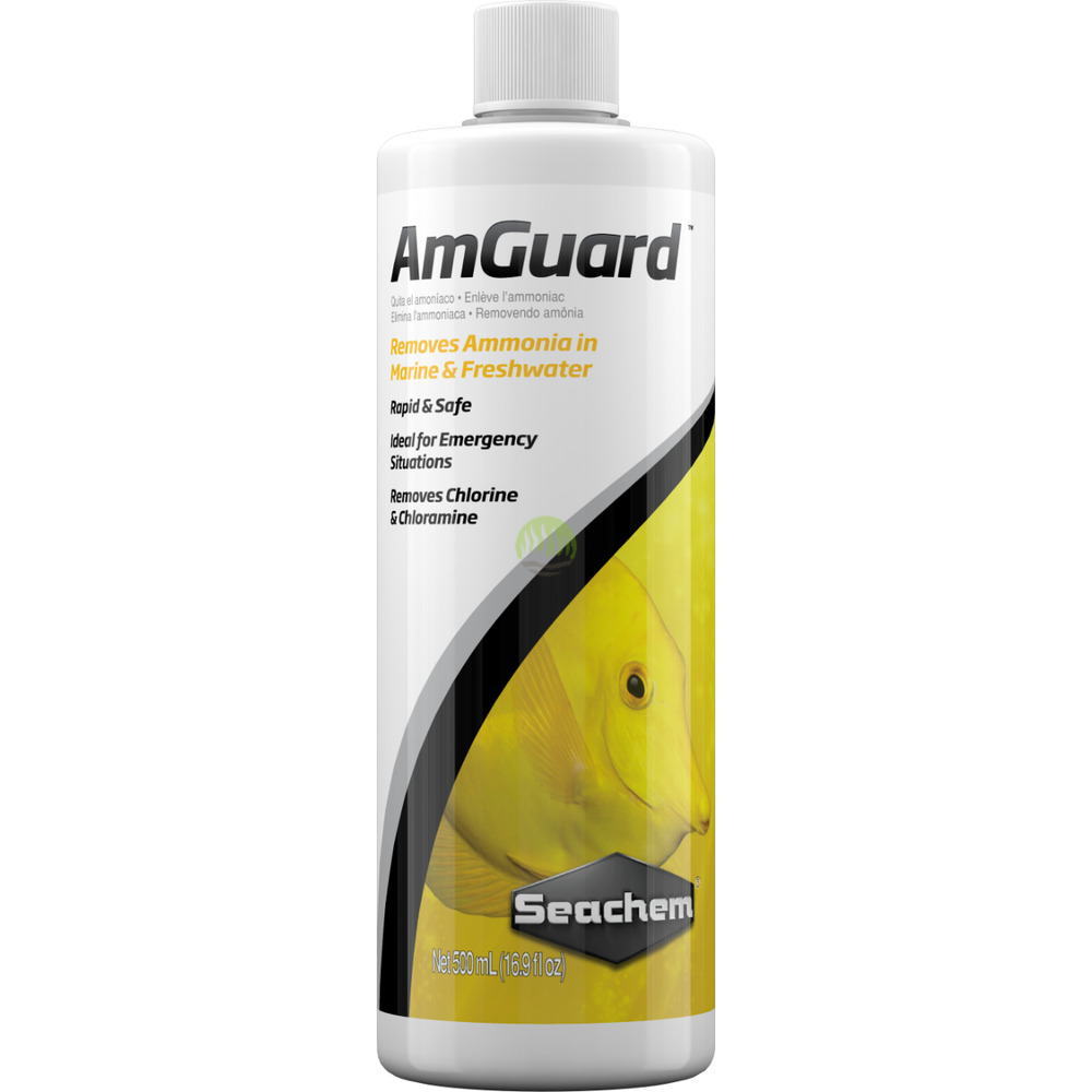 Seachem AmGuard [500ml] - usuwanie amoniaku