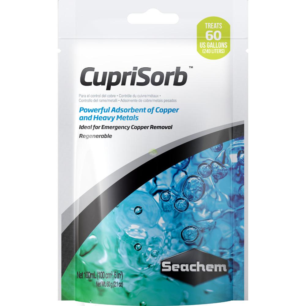 Seachem CupriSorb [100ml] - usuwa miedź