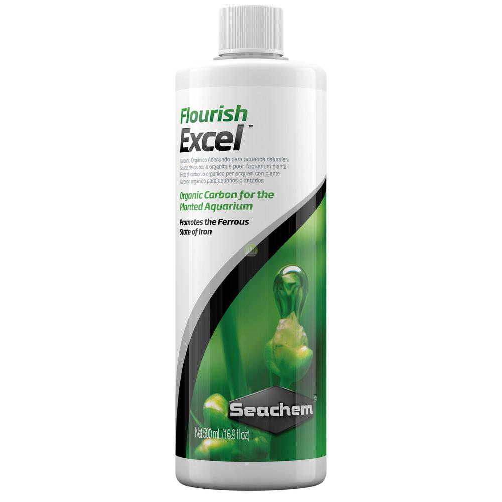 Seachem Flourish Excel [500ml] - węgiel w płynie