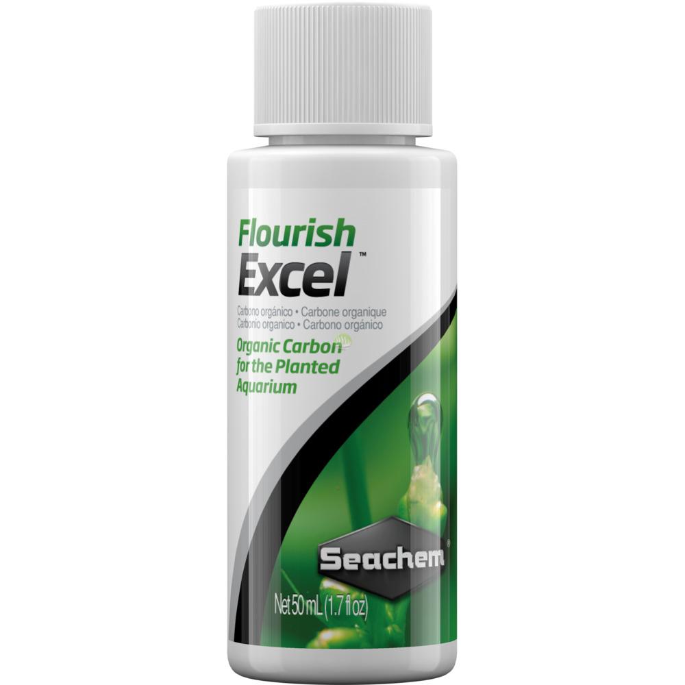 Seachem Flourish Excel [50ml] - węgiel w płynie