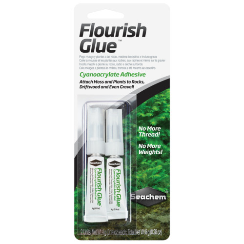 Seachem Flourish Glue [2x4g] - klej do epifitów