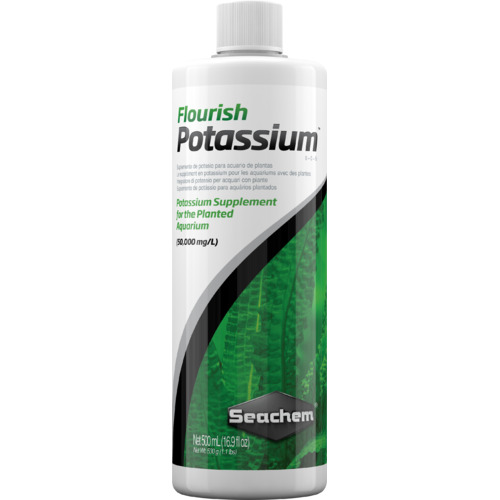 Seachem Flourish Potassium [500ml] - nawóz potasowy