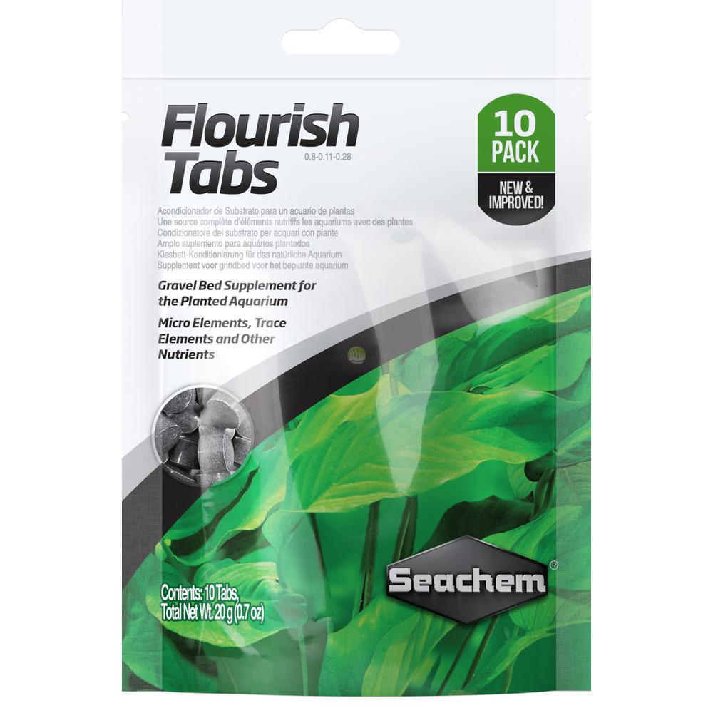Seachem Flourish Tabs [10 tab] - tabletki nawozowe