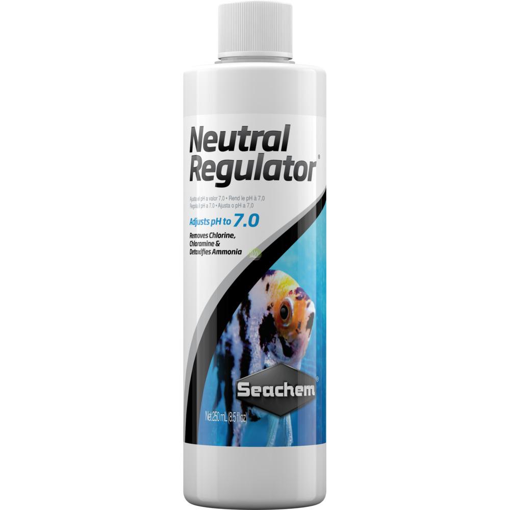 Seachem Liquid Neutral Regulator [250ml] - pH 7
