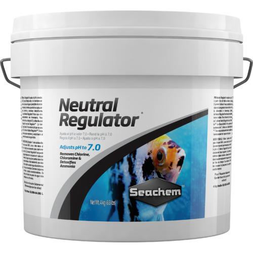 Seachem Neutral Regulator [4000g] - pH 7