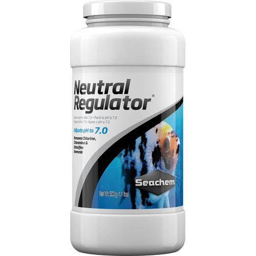 Seachem Neutral Regulator [500g] - pH 7