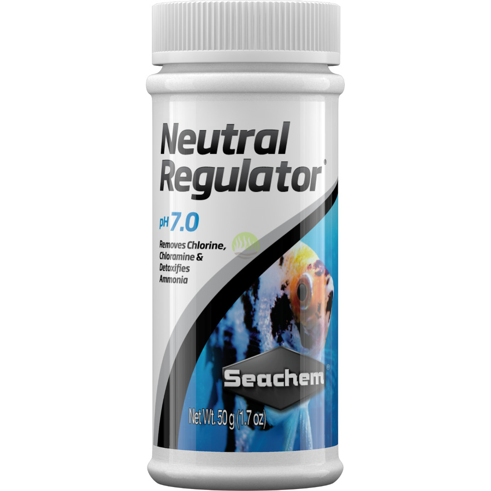 Seachem Neutral Regulator [50g] - pH 7
