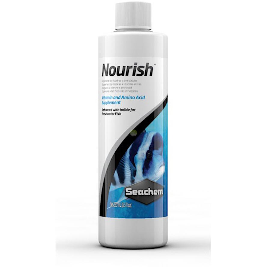 Seachem Nourish [50ml] - witaminy i aminokwasy