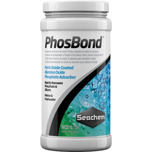 Seachem PhosBond [250ml] - usuwa fosforany i krzemiany