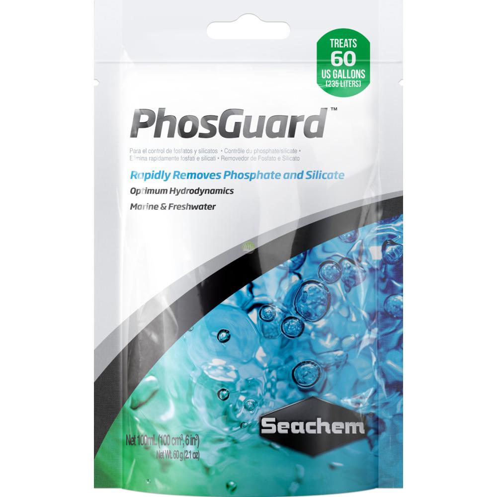 Seachem PhosGuard [100ml] - usuwa fosforany i krzemiany