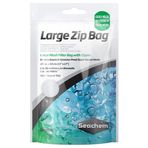 Seachem Zip Bag LARGE - woreczek na wkłady 48x43cm