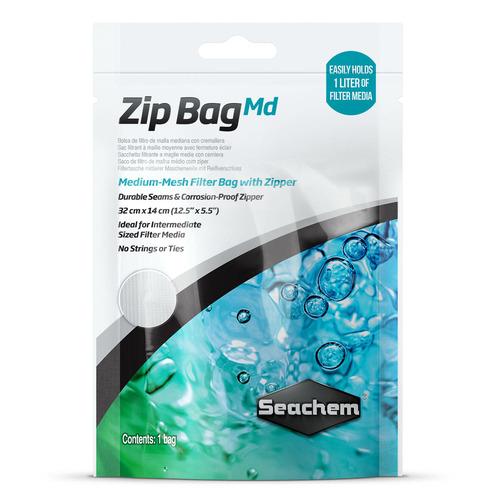 Seachem Zip Bag Medium Mesh - woreczek na wkłady 32x14cm
