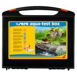 Sera aqua-test BOX (+Cl) - zestaw 10 testów