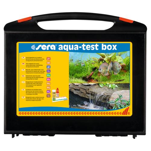Sera aqua-test BOX (+Cu) - zestaw 10 testów