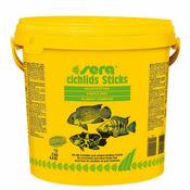Sera cichlids Sticks [2kg] - pokarm granulowany dla ryb