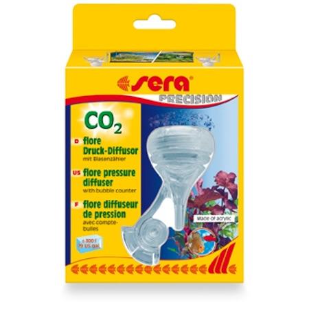 Sera CO2 dyfuzor ciśnieniowy z licznikiem bąbelków