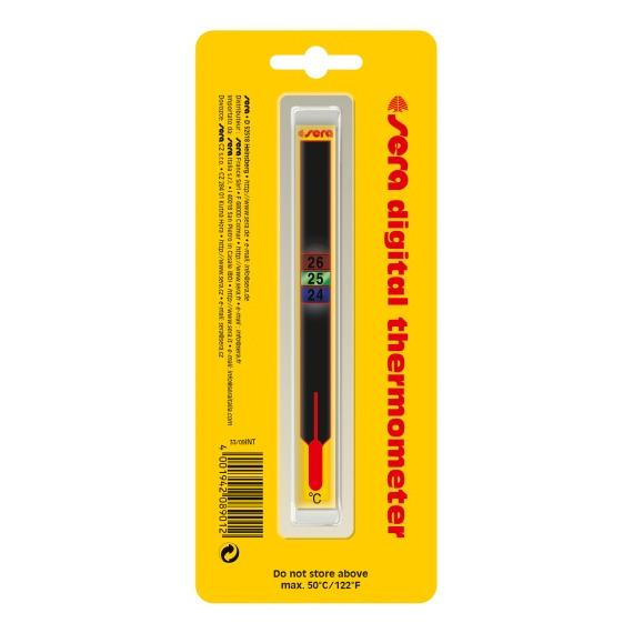 Sera digital thermometer - termometr cyfrowy