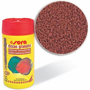 Sera discus granules [12g] - pokarm granulowany dla paletek