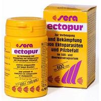 Sera ectopur [130g] - środek leczniczy dla ryb