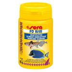 Sera FD Krill [100ml] - pokarm liofilizowany dla ryb