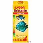 Sera fishtamin [100ml] – witaminy dla ryb