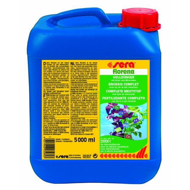 Sera florena [5000ml] - środek pielęgnacyjny dla roślin